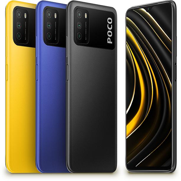Xiaomi POCO M3  X 24 Months